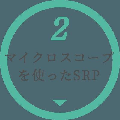 2 マイクロスコープを使ったSRP